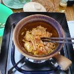 the pork stew