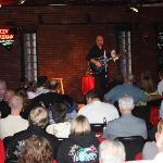 Tim Wilson at Comedy Cabana