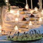 Una delle scalinate più dolci che siano mai viste...