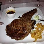 US Tomahawk Steak, 79 €