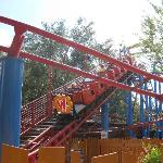 Woody Woodpecker Coaster