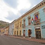 Foto de Hostal Ecuador