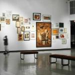 Main Gallery at the Castellani Art Museum