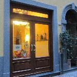 Hotel Palazzo Alexander Entrance