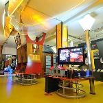 l'area dedicata all'energia del Museo A come Ambiente