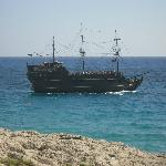 Pirate ship!