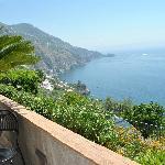 honeymoon suite and terrace