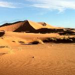 Le dune di Merzouga