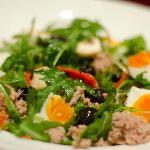 Full of proteins Egg & Tuna Salad