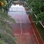 Tennis Courts (not all weather!)