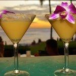TikiTini's (Coconut Martini - oh my....)