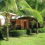 Comfortable family style villas