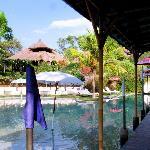 Bloo Lagoon's delightful pool