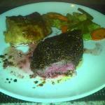 """verdadeiro """"steak au poivre"""" com crosta de 3 pimentas"""