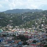 Capitol of St. Lucia. Castries