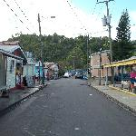 Streets of anse La Raye