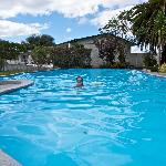 The Cleveland has the biggest & warmest swimming pool of all motels in Rotorua.