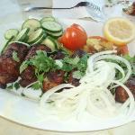"Traditional Meat-balls ""Sieftalia"""
