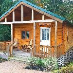 Casa Azul cabin