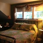 The TreeTop Room in the Carriage House