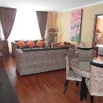 chambre suite salon