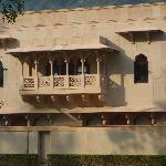 terrace haveli room