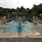 Angsana Pool and Jacuzzi