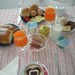 Primo round della colazione!