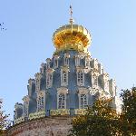 Новоиерусалимский монастырь. Купол собора