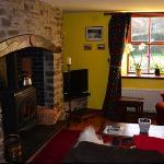Welsh Sitting Room