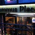 Hummus Place Upper West Side Foto