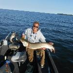 Muskie Guide Service on Mille Lacs Lake