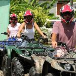 Just embarking on our Aanansi ATV Experience
