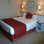 One of our newly refurbished rooms