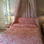 petit lit à l'ancienne
