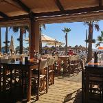 Foto de Restaurante Playa - Mistral beach