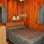 Tygart Lake_Cabin 3_Bedroom 1