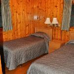 Tygart Lake_Cabin 3_Bedroom 2