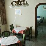 Breakfast room - Frühstücksraum