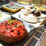 Deliziose torte alla frutta e al cioccolato