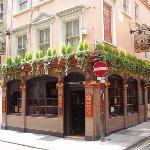 Old Coffee House, Beak Street, London