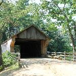 Authentic Covered Bridge