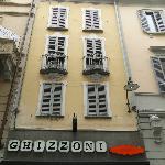 Balcony in Como