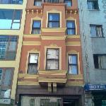 ista palace hotel building