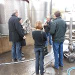 talking w the winemaker