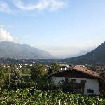 Valley View towards Bozen/Bolzano