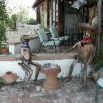 Hacienda del Desierto's resident cowboys...