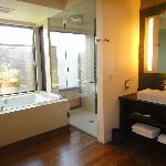 beautiful huge bathroom spa suite nr. 116