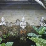 The Mansion Sculptures