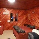 Cottage, sleeping area